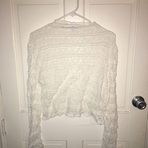 Forever 21+ Crop Blouse